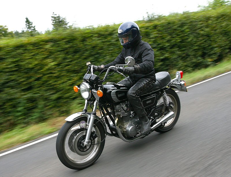 Lyn 39 s yamaha xs650d for Yamaha north county